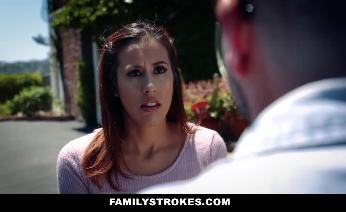 Demi Lopez Father's Day Freakout