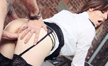 Samantha Bentley outdoor fuck