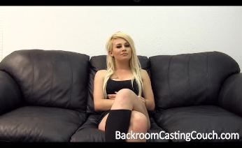 Rylie on Backroom Casting Couch
