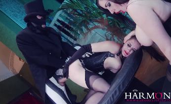 Samantha Bentley and Yuffie Yulan used and abused