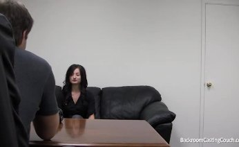 Sarah on Backroom Casting Couch