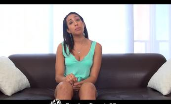 Latina Babe Naomi on Casting Couch