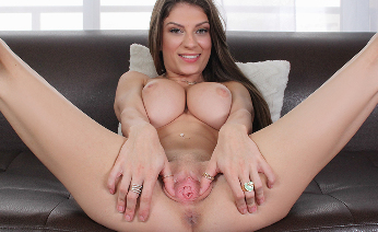 Busty Dillion Carter gets her pussy pounded