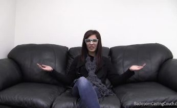 Paige on Backroom Casting Couch