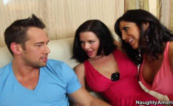 Tara Holiday and Veronica Avluv threesome