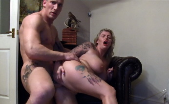 Fucking my slutty whore stepsister