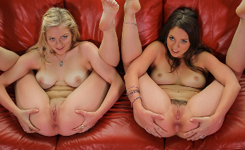 Alli Rae and Jade Nile in a Threesome